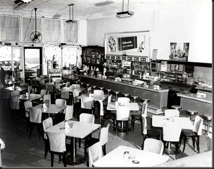 5765.Dixie Restaurant, Reynolds St. (no date)