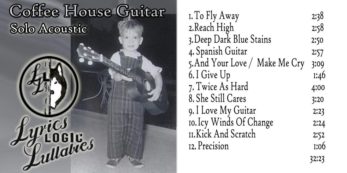 Coffeehouse Klatch Playing Solo Guitar